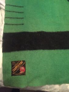 Trapper Point 4 point Wool Blanket