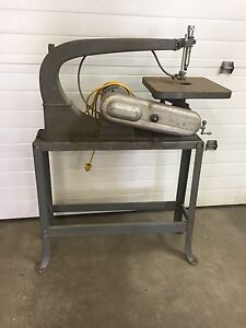 FOR SALE. Scroll saw