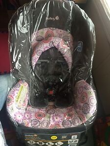 Infant/toddler car seat