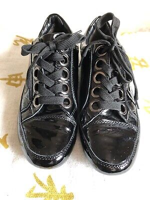 Kennel & Schmenger Patent Leather Snickers Size 5