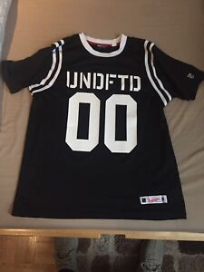 Undefeated  Football Jersey T-shirt