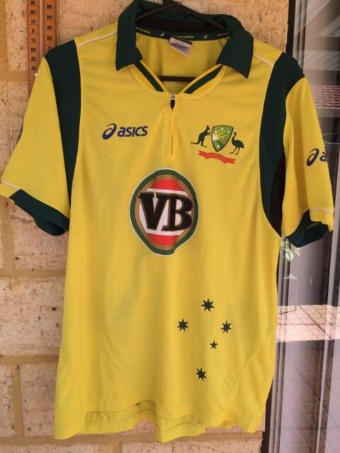 250e16e9437 MEN CRICKET AUSTRALIA T-SHIRTS | Tops | Gumtree Australia ...