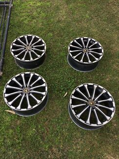 Multi fit rims  Maryland 2287 Newcastle Area Preview