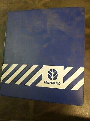New Holland Tn55 Tn65 Tn70 Tn75 Repair Time Schedule