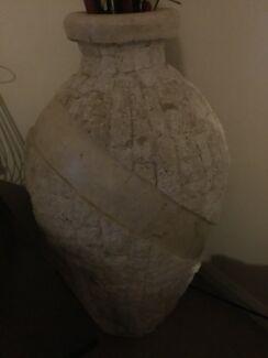 Ceramic/stone/marble indoor pot