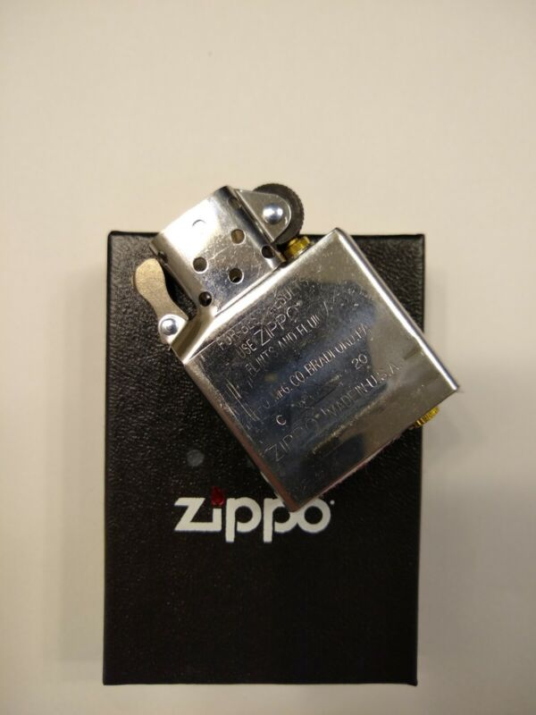 Brand New Authentic Zippo replacement fluid lighter insert never used