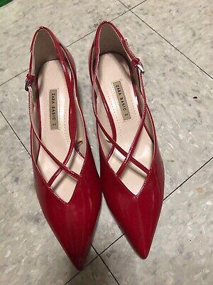 zara womens shoes size 40 / U.S9