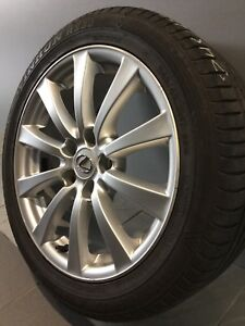 """LEXUS IS250 SPORTS LUXURY 17"""" GENUINE ALLOY WHEELS AND TYRES Carramar Fairfield Area Preview"""