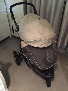 Steelcraft Eclipse 3 Wheel Terrain Pram South Bunbury Bunbury Area Preview