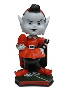 Brownie the Elf Cleveland Browns Limited Edition Bobblehead NFL