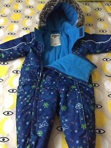 Kids winter coats one suit carters
