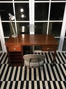 Lovely Retro-Vintage-Industrial 60's Oak Desk-Filer-Can Deliver Arncliffe Rockdale Area Preview