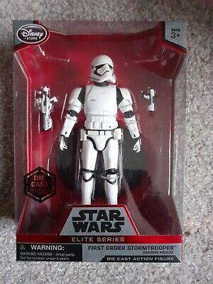Star Wars Elite Series Die Cast Figure: First Order Stormtrooper