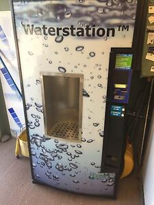 Fully Filtered WaterStation*  (income producing)