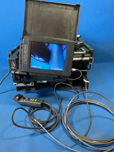 OLYMPUS IV7000-2 iPLEX SX VIDEOSCOPE W/CASE