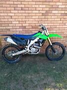 Kawasaki Kx 250f 2014 needs a bit of tlc Macksville Nambucca Area Preview