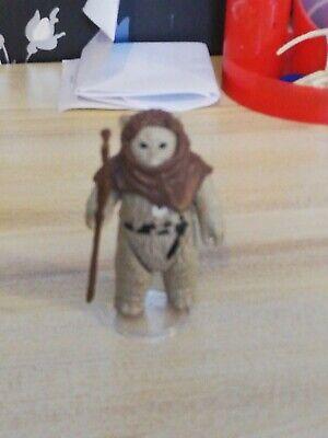 Vintage Star Wars Ewok Chief Chirpa 1983 ( ref E637)