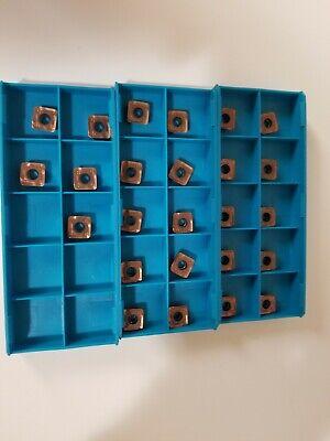 Sandvik Coromant490r08t312 Pm Grade 1130 Carbide Milling Insert 25 Pcs