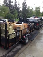 Low cost junk removal services and moves, ( $20 & up )