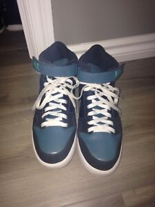 Nike Zoom Live black white blue