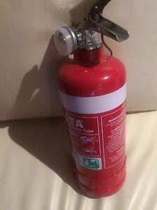 Fire Extinguisher for Kitchen - Never used Collaroy Manly Area Preview