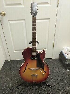 1963 Gibson Les Paul Hollow Body Acoustic Electric Guitar ES 125 Red Les Paul Guitar
