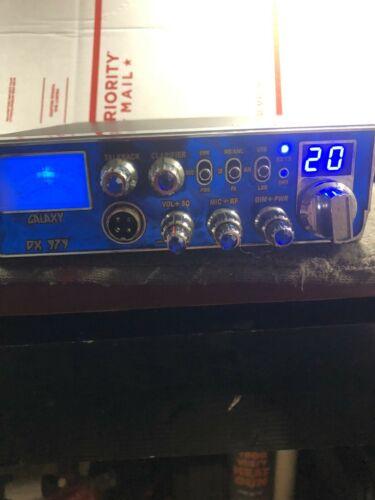 GALAXY CUSTOM DX 979  CB RADIO