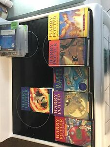 Great condition Harry Potter books