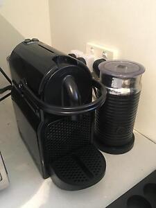 Nespresso Coffee Machine with Discovery Box Mosman Mosman Area Preview