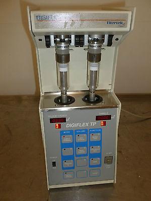 Titertek Digiflex Tp 33030 Automatic Pipette Dual-channel Syringe Pump
