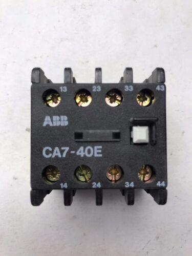 CA7-40E ABB (lot of 8) NIB Auxiliary Contact