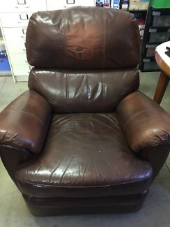 Moran Leather Recliner & moran leather recliner | Gumtree Australia Free Local Classifieds islam-shia.org