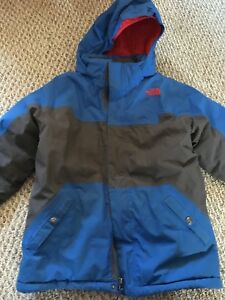Boys NorthFace winter jacket size L 14/16