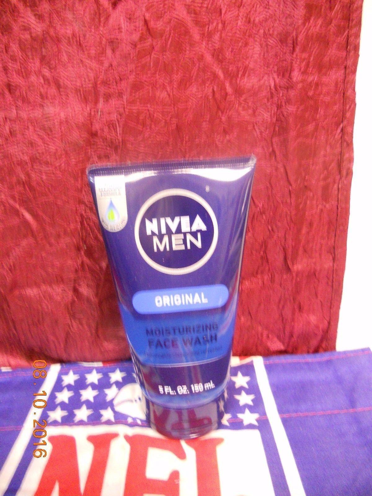 Nivea Dbl Act Face Wsh Size 5oz  Nivea For Men Double Action