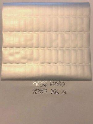 70 Hologram Sticker 30mm X10mm Security Seal Tamper Proof Warranty Void Label