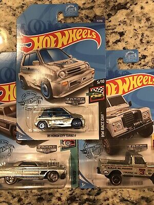 2020 Hot Wheels Zamac~Honda,Impala,Land Rover~lot of 3~FREE SHIPPING US!!
