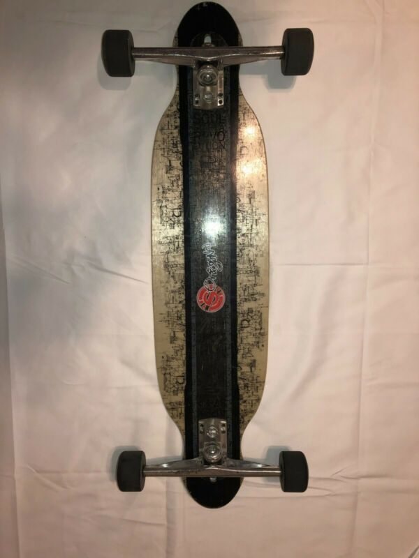 Original Skateboards Apex 37 Carbon Complete Longboard (Great Condition)
