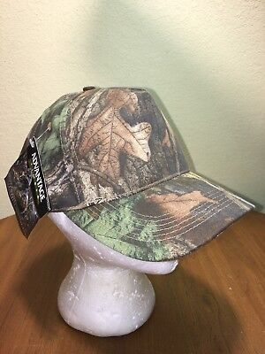 Advantage Timber Hat Cap Hunt Camo Camouflage Bill Jordan RT400B Ducks  Unlimited dfe8ad4ff75c
