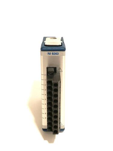*USA SELLER* National Instruments NI 9263 cDAQ Analog Output Module