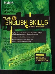 Year 11 English Skills Student Work Book Southern River Gosnells Area Preview