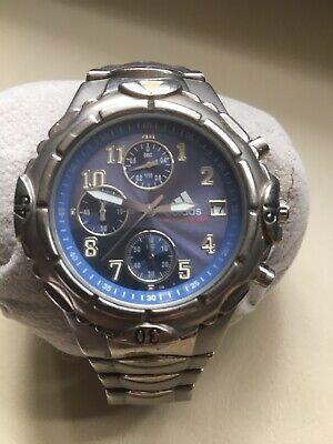 Mens Adidas Titanium Watch