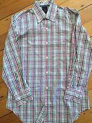 TAILOR BYRD Men's Long Sleeve Shirt Medium BNWOT Mosman Mosman Area Preview