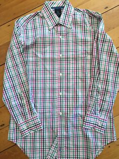 TAILOR BYRD Men's Long Sleeve Shirt Medium BNWOT