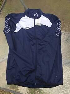 Hummel tracksuit jacket (navy blue) Jannali Sutherland Area Preview