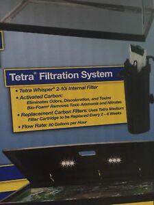 Tetra 2-10i filter *new in box*