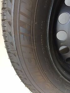 Michelin  X Ice winter tires 16R