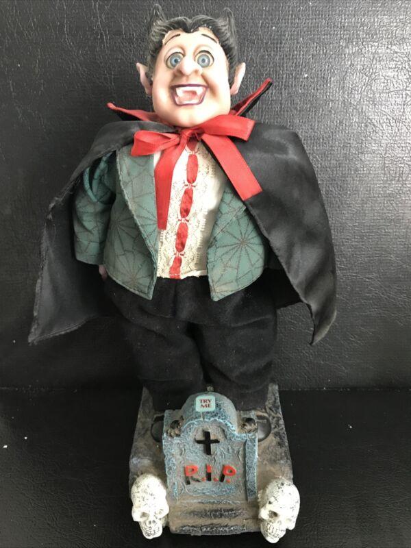Vintage Creations TL toys vampire dracula Halloween Decoration Decor Scary