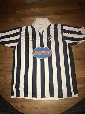 52eaea36b93 Vintage Juventus Nike Soccer Jersey XL