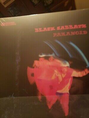 Paranoid by Black Sabbath (Vinyl, Aug-2016, Rhino (Label))