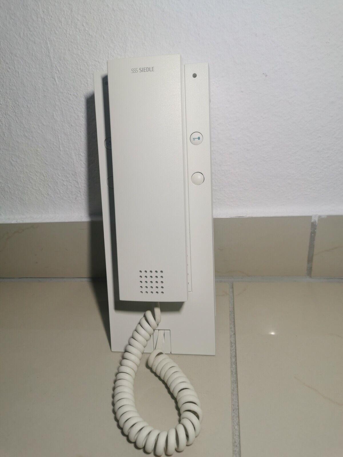 HTS 711-0S Schnur  Ersatz-Hörerkabel-Hörerschnur für HT 711-0 SIEDLE